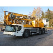 Mobile construction crane LIEBHERR MK 63 - 2016 - 50h