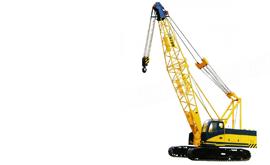 Сrawler cranes