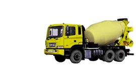 Konkrete Tanker