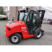 Semi industrial IC Forklift Manitou MSI 30T - 2017 - 1.289h