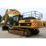 Crawler excavator Caterpillar 336DL - 2011 - 8.280h