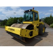 Single Drum Soil Compactor Bomag BW 213 DH-4i -2015 - 817h