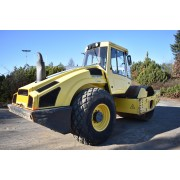 Single Drum Soil Compactor Bomag BW 216 DH-4 - 2011 - 1.365h
