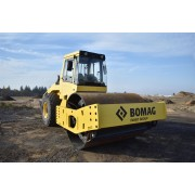 Single Drum Soil Compactor Bomag BW 216 DH-4 - 2012 - 5.860h