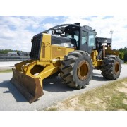 Wheel Skidder Caterpillar 525C - 2014 - 9.417h