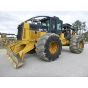 Wheel Skidder Caterpillar 545C - 2012 - 8.870h