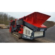 Tracked Mobile Heavy Duty Screen Sandvik QE241 - 2017 - 637h