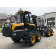 Forwarder Ponsse Buffalo 8W - 2016 - 5.800h