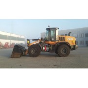 Wheel loader Case 721G - 2018 - 147h