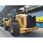 Wheel loader Caterpillar 950GC - 2014 - 7h
