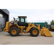 Wheel loader Caterpillar 950K - 2013 - 3.877h