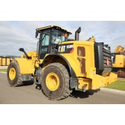 Wheel loader Caterpillar 950M - 2017 - 3.377h