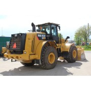 Wheel Loader Caterpillar 966M - 2014 - 3.570h