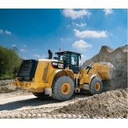 Wheel loader Caterpillar 966M - 2016 - 5h