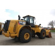 Wheel loader Caterpillar 966M XE - 2015 - 7.887h