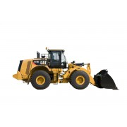 Wheel Loader Caterpillar 972K - 2013 - 7h