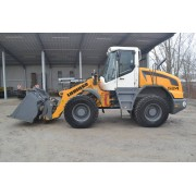 Wheel loader Liebherr L 524 - 2015 - 2.785h