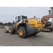 Wheel loader Liebherr L580 2plus2 - 2012 - 5.527h
