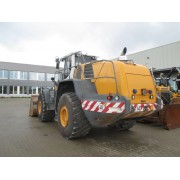 Wheel loader Liebherr L586 - 2011 - 9.297h