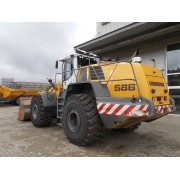 Wheel loader Liebherr L586 - 2014 - 4.450h