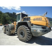 Wheel loader Liebherr L586 XPower® - 2017 - 3.517h