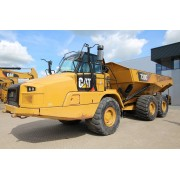 Articulated Dump Truck Caterpillar 730C - 2015 - 4.750h