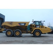 Articulated Dump Truck Caterpillar 730C - 2015 - 5.387h