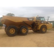 Articulated Dump Truck Caterpillar 745C - 2017 - 90h