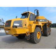 Articulated Dump Truck Moxy MT41 HighLine - 2006 - 12.875h