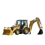 Backhoe Loader Caterpillar 428F2 - 2018 - 357h