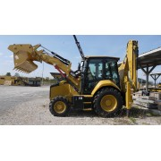 Backhoe Loader Caterpillar 428F2 - 2019 - 3h