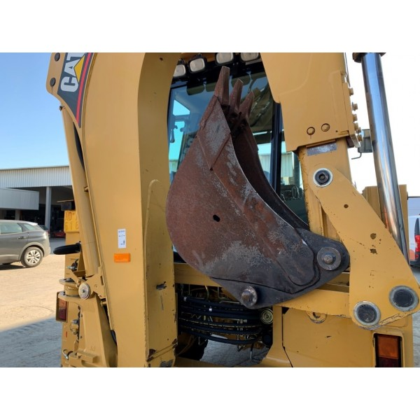 Backhoe Loader Caterpillar 432D - 2001 - 1.285h