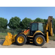 Backhoe Loader Caterpillar 444F2 - 2016 - 3.670h