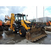 Backhoe Loader JCB 3CX Eco Sitemaster - 2016 - 4.037h