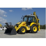 Backhoe Loader New Holland B100C - 2020 - 5h