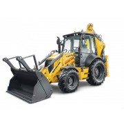 Backhoe Loader New Holland B110C TC - 2020 - 5h