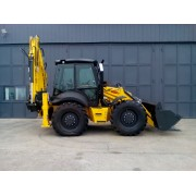 Backhoe Loader New Holland B115C - 2019 - 5h