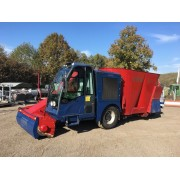 Self-propelled vertical TMR Mixer Siloking Selfline Compact 1612-16 - 2013 - 1.517h