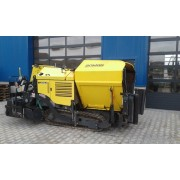 Tracked Paver Bomag BF 223C - 2011 - 747h