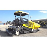 Tracked Paver Bomag BF 600-2C - S500 - 2015 - 29h