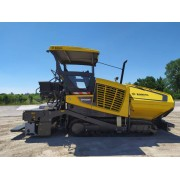 Tracked Paver Bomag BF 600C-2 S500 - 2014 - 27h