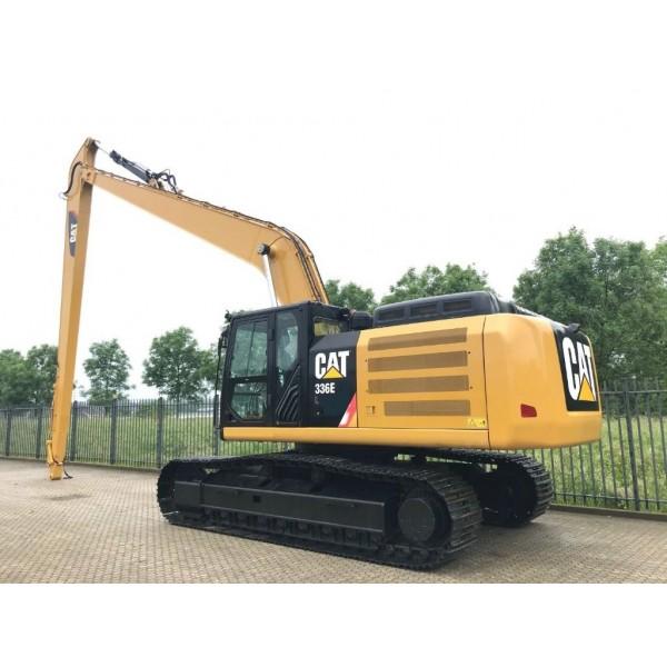 Crawler Excavator Caterpillar 336EL Long Reach 2014