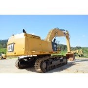Crawler excavator Caterpillar 390DL - 2013 - 350h