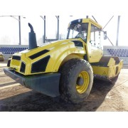 Single Drum Soil Compactor Bomag BW 211 D-4 - 2011 - 2.180h