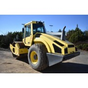 Single Drum Soil Compactor Bomag BW 213 DH-4 - 2013 - 2.085h
