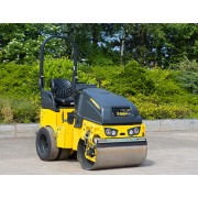 Combination roller Bomag BW 100 ACM-5 - 2017 - 57h