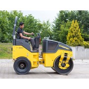 Combination roller Bomag BW 138 AC-5 - 2018 - 243h