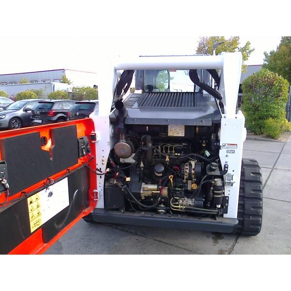 Compact Traked Loader Bobcat T650 - 2019 - 3h