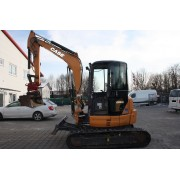 Mini Excavator CASE CX 55B - 2015 - 817h