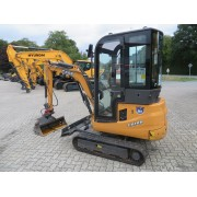 Mini Excavator Case CX 18B - 2016 - 328h